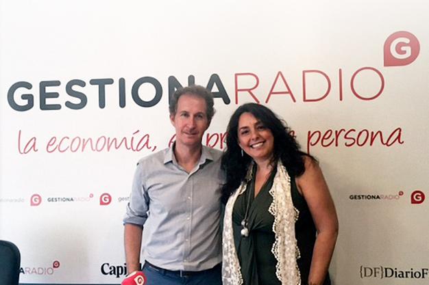 Ana Alvaro y Exclusibity. Entrevista Gestiona Radio