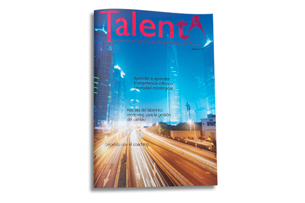 Revista Talento mayo 2017. Coaching, mentoring, desarrollo organizacional, liderazgo, formación...