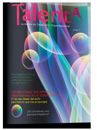 Revista TALENTO edición Julio y Agosto 2017