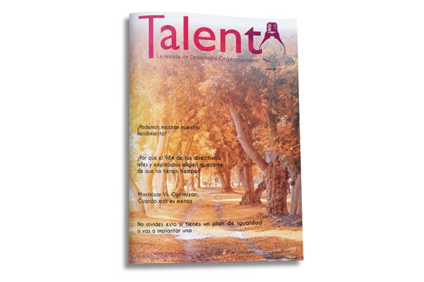 revista talento noviembre diciembre 2019