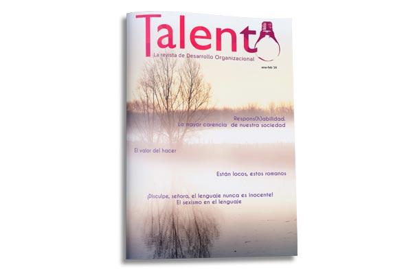 revista talento enero-febrero 2020