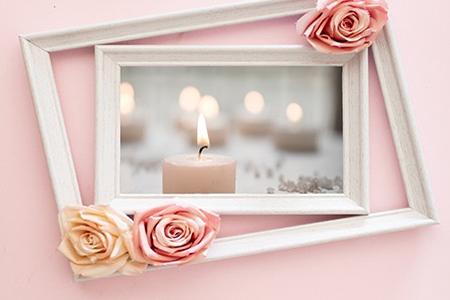 Flores y velas Atesora Group