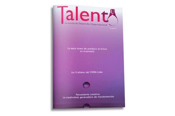 revista talento edición julio-agosto 2020