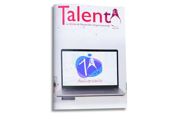 Revista Talento septiembre octubre 2020 10 aniversario Atesora Group